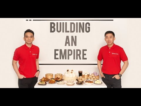 SK: People Asia Magazine Interview 'BUILDING AN EMPIRE'