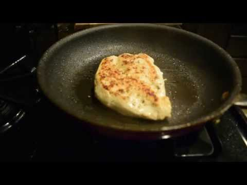 Perfect Pan Fried Chicken Breast