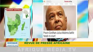 KIOSQUE PANAFRICAIN DU 28 11 2018