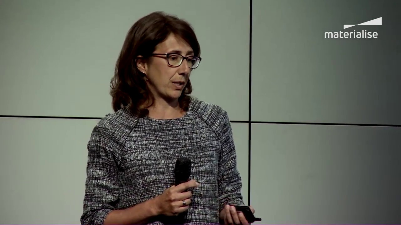 "MWS 2017: Marta G. Cosio, ""Atos Additive Manufacturing Approach"""