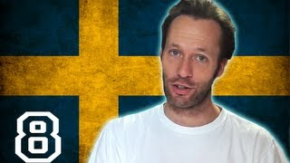 10 Swedish Words that look English, but aren