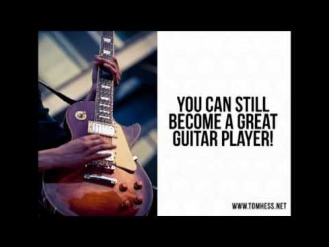 Do You Have What It Takes To Become A Great Guitarist?