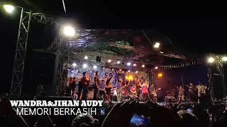 WANDRA & JIHAN AUDY MEMORI BERKASIH LIVE SB.PROMOSINDO BALI