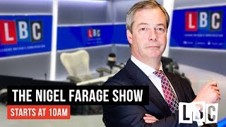 The Nigel Farage Show: Is It Time For A General Election? (20 October 2019)