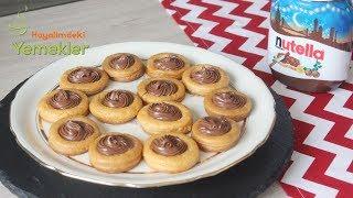 RAMAZANA ÖZEL Nutella'lı Bülbül Yuvası Tarifi