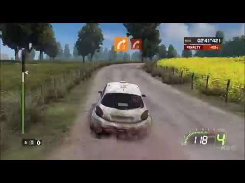 WRC 5 FIA World Rally Championship - Lotos 72nd Rally Poland - Gameplay Compilation [1080p60FPS]