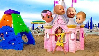 Milusik Lanusik Play with Playhouse for kids and Dolls