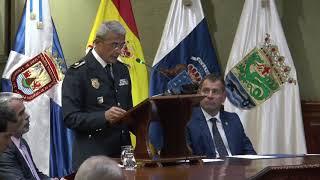 Entrega de Distinciones y Reconocimientos del Cuerpo de la Policía Local - Puerto de la Cruz
