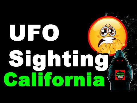 Ufo sighting or a rocket in Los Angeles California ? Weird? Ft. Master Mystery
