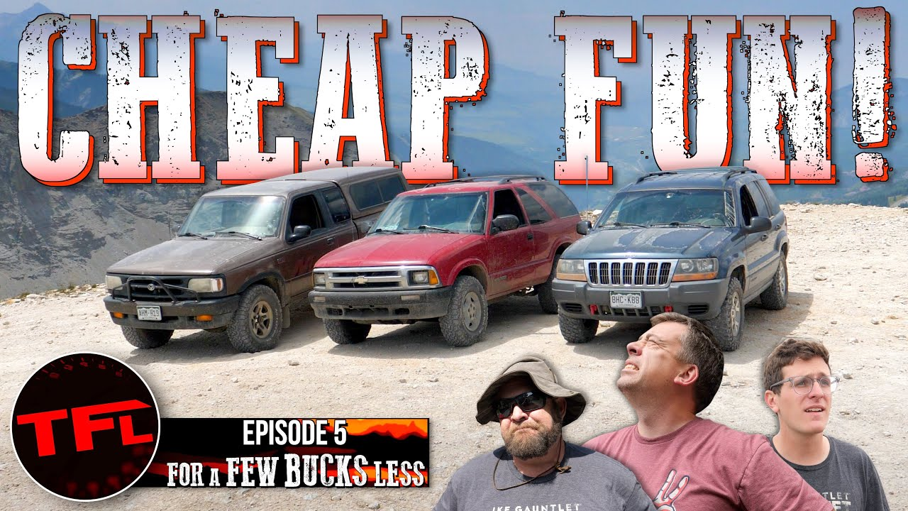 Surprise - It Turns Out You Don't Need to Spend a Ton of Money To Have a Ton of Fun! - Ep.5