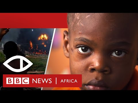 Lagos Inferno: The explosion that rocked Nigeria - BBC Africa Eye documentary