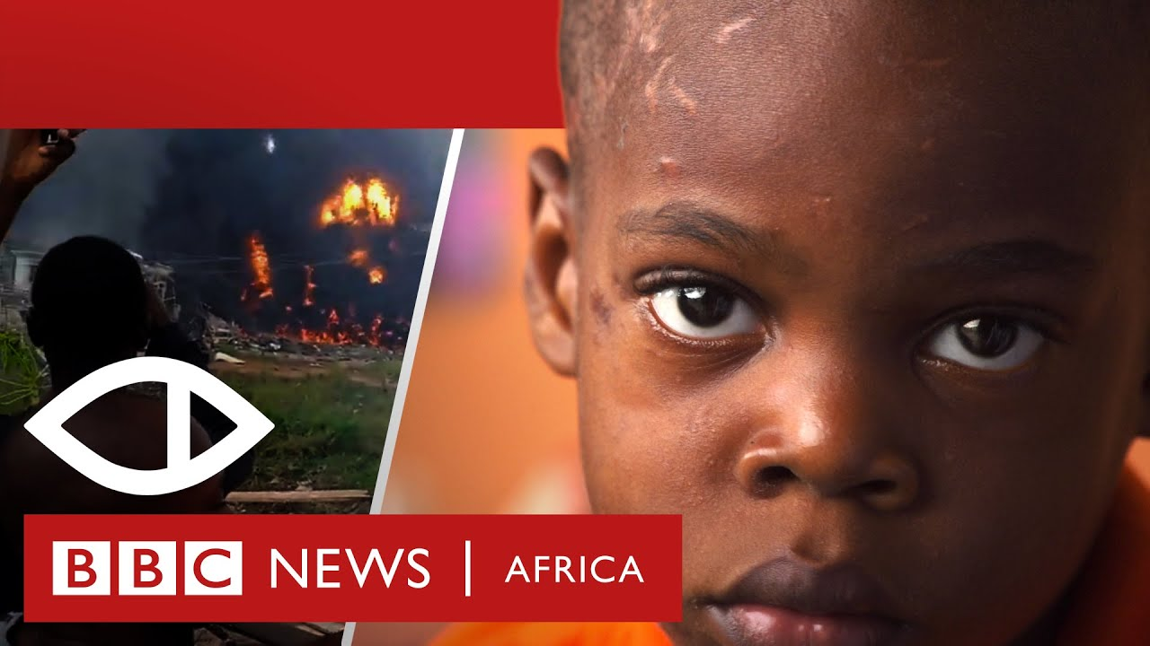Download Lagos Inferno: The explosion that rocked Nigeria - BBC Africa Eye documentary