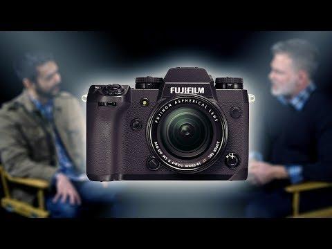 First Look | Fujifilm XH-1 Mirrorless Camera