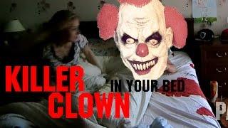 Доброе Утро с Киллером Клоуном | Good Morning with Killer Clown PashaNastya Prank