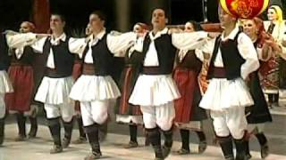 Беломорска китка | Aegean (Belomorie) Mix of Traditional Songs & Dances