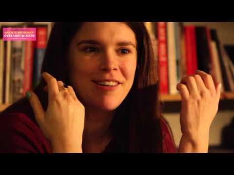 Alma Mathijsen   geloof je in monogamie wat is je seksuele fantasie