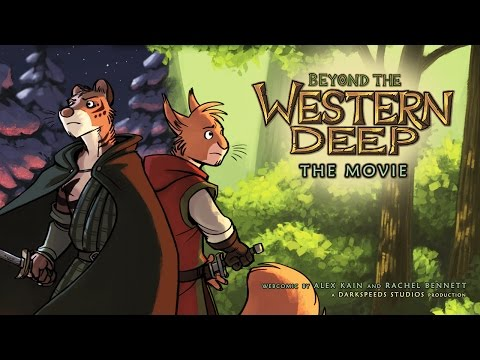 BEYOND THE WESTERN DEEP the Movie