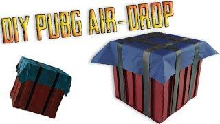 Download Diy Fortnite Free Fire E Pubg Drop Box Air Drop MP3