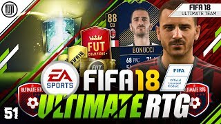 TOTY IS COMING!!! FIFA 18 ULTIMATE ROAD TO GLORY! #51 - #FIFA18 Ultimate Team