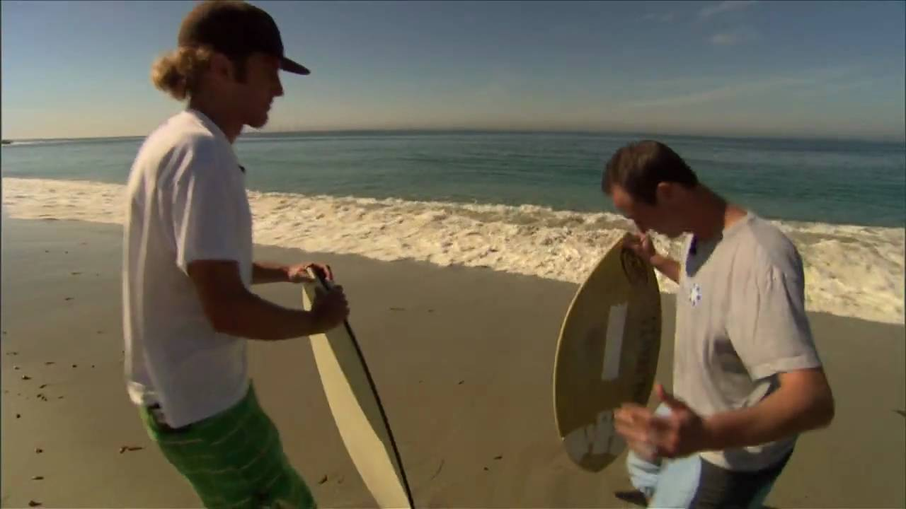 How To Skimboard 12 Steps With Pictures Wikihow