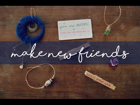 DIY Gifts for New Friends at Music Festivals
