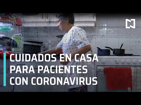 Cuidados en casa para pacientes con coronavirus - Al Aire