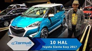 Toyota Sienta Ezzy (Prototype) 2017 Indonesia - 10 HAL yang Perlu Diketahui