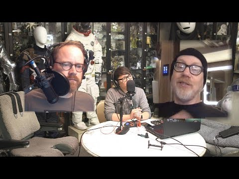 Thor: Ragnarok SPOILERCAST! - Still Untitled: The Adam Savage Project - 11/22/17