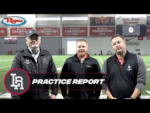Ohio State: Buckeyes back to work with first spring practice