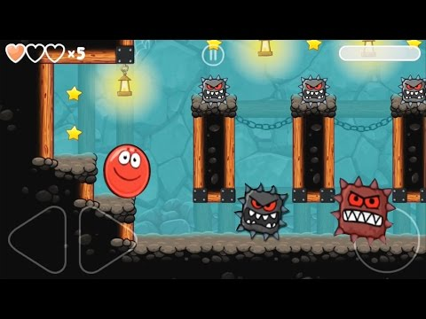 EXCLUSIVE RED BALL 4  INTO THE CAVES  LEVEL 61 to LEVEL 66