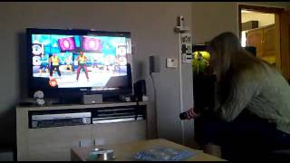 Wii workout?