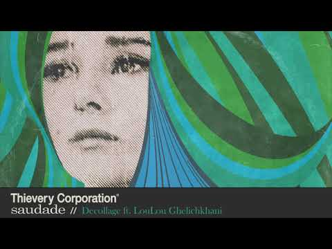 Thievery Corporation - Décollage [Official Audio]