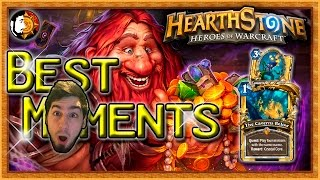 Hearthstone: Completeing Rogue Quest As A Priest - Highlight