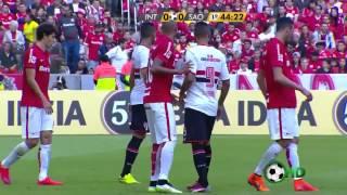 Internacional 0 x 0 São Paulo   Melhores Momentos Brasileirao 2015 SPFC TricolorNews