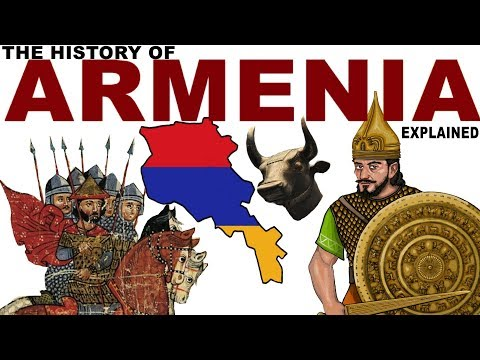 The History Of Armenia Summarized
