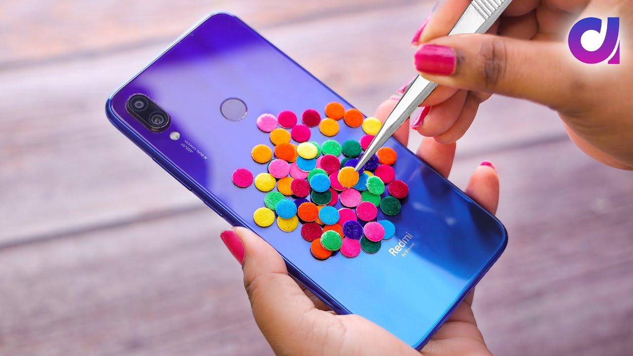8 Fun and Useful Phone hacks   Mobile cover at Home   Artkala