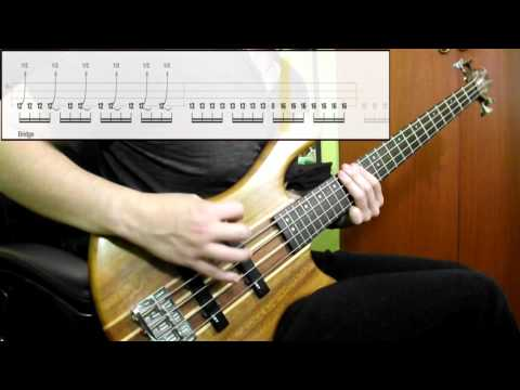 System Of A Down - Spiders (Bass Cover) (Play Along Tabs In Video)