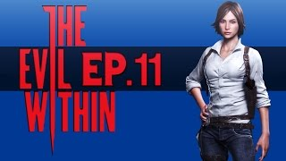 Delirious Plays The Evil Within: Ep. 11 (Creepy water monster!) Chapter 11