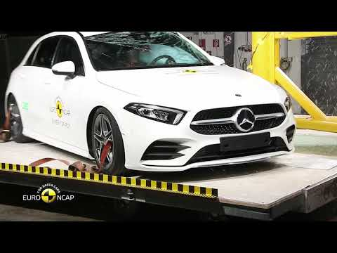 Euro NCAP Crash Test of Mercedes-Benz A Class