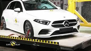 Euro NCAP Crash Test of Mercedes-Benz A Class thumbnail