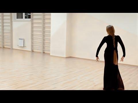 Graceful Georgian Solo Dance სოლო ქართული ცეკვა