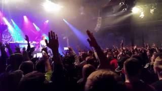 Bausa - Tropfen 4K Live (09.10.16 Wizemann Stuttgart)
