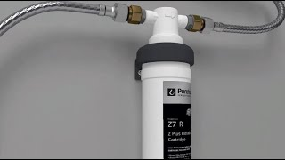 Puremix Z7 - High Flow Mixer Tap Filter System for Harsh Water