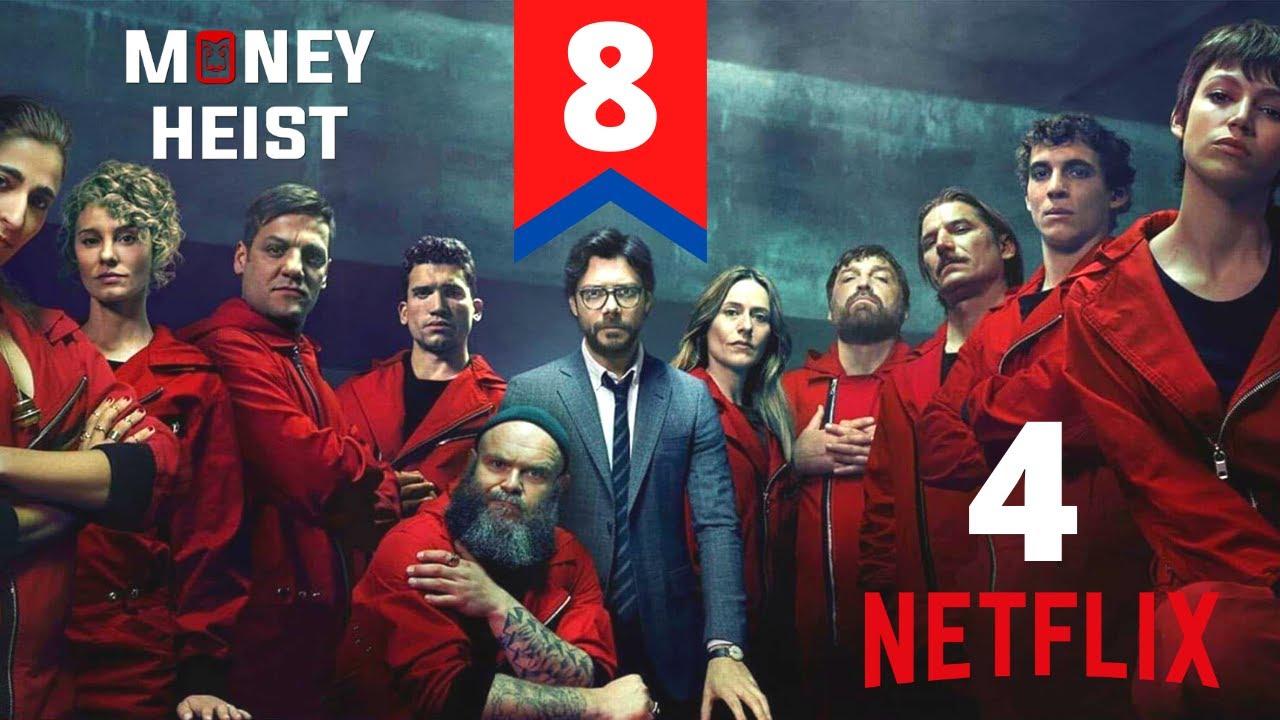 Download Money Heist Season 4 Episode 8 Explained in Hindi   Hitesh Nagar