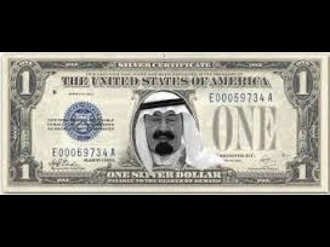 Declaration of Independence as Global Petrodollars Collapsing
