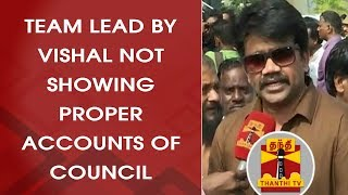 EXCLUSIVE | Team lead by Vishal not showing proper Accounts of Prod...
