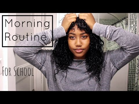 My Morning Routine | Kardeisha Provo