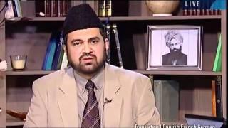 A caller has seen imam mehdi as in his dream & wants to do Bai'at PTD by khalid Qadiani