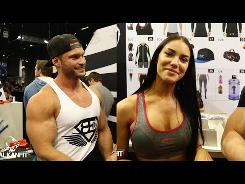 Fibo Interview w/ Jaco De Bruyn, Sadik Ha, Stephanie Davis,
