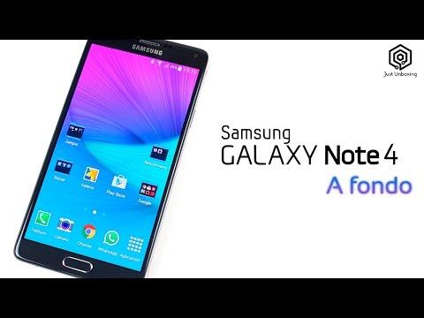 Samsung Galaxy Note 4 | Análisis a fondo